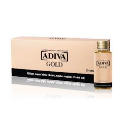 02 hộp tinh chất làm đẹp collagen Adiva Gold + 01 hộp (14 lọ) White Adiva_LIVE