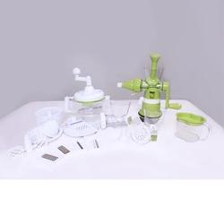 [SV] Bộ xay cắt thực phẩm và ép nước trái cây bằng tay Balzano  BZ-MR902