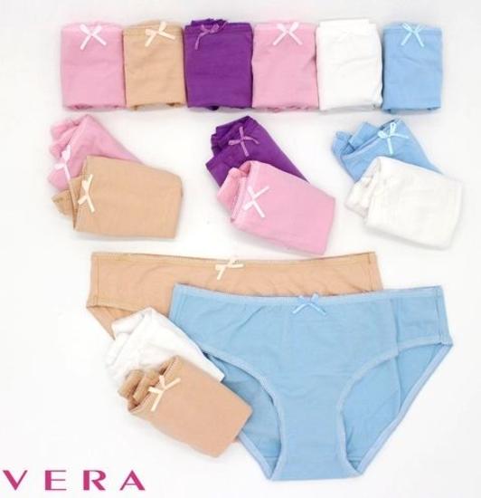 Vera - Combo 14 quần lót tặng 2 quần lót Vera-live