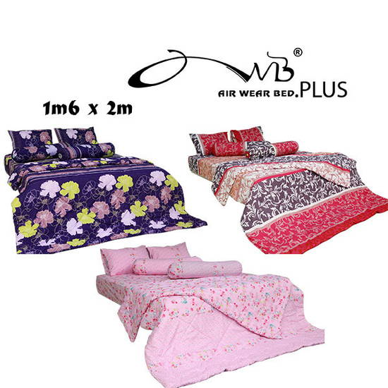 AIR WEAR BED Plus - Chăn Drap 1m6 -Nắng Xuân