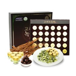 01 hộp (30 viên) Viên hoàn trầm hương nhung hươu+5 gói nước bổ gan +2 hộp kẹo sâm dẻo+ 2 hộp sâm lát