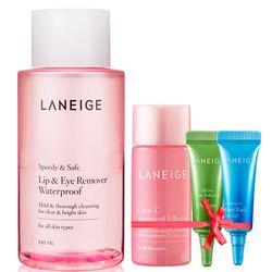 Nước tẩy trang mắt & môi Lip & Eye Remover Waterproof Ex