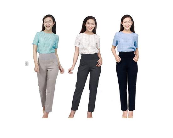 Bộ 3 quần Eo con kiến G-Attitude ( tặng 3 quần legging )