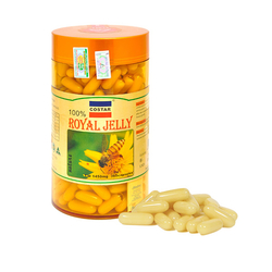 01 hộp Costar Royal Jelly (365 viên) + 1 hộp Costar Royal Jelly (100 viên)