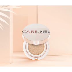Kem phấn nền_Carenel Miracle Snow Cushion SPF 50+/ PA ++++ #21