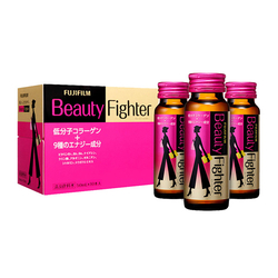 03 hộp (30 lọ) Beauty Fighter Collagen 3000mg + 01 hộp (10 lọ) Collagen trắng da Astalift Whiteshiel